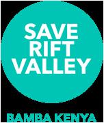 Salvar el Valle del Rift - Bamba Kenia